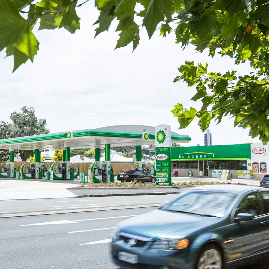 BP Connect Greenlane